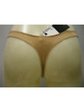 PERIZOMA DONNA SLIP THONG WOMAN CHANTELLE ART.3577 T.S SMALL C.CARAMELLO TOFFEE