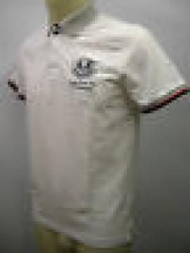 POLO MAGLIA T-SHIRT UOMO SWEATER MAN FERRANTE ART.C32611 T.54 C.001 BIANCO WHITE