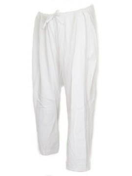 Pantalone bermuda lungo donna cotone LOTTO articolo J6162 PANTS MID FREE