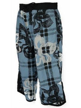Pantalone bermuda uomo beachwear LOTTO art. D5442 taglia M colore TIT FIORI