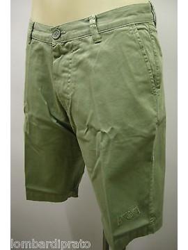 Pantalone bermuda uomo pants EMPORIO ARMANI 211587 3P435 T.46/S c.04286 verde
