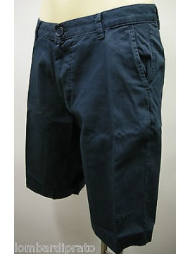 Pantalone bermuda uomo pants EMPORIO ARMANI 211587 3P435 T.50/L 00135 marine