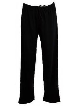 Pantalone casual cotone donna EFFEPI art.211541 taglia XXL/54 colore NERO Italy
