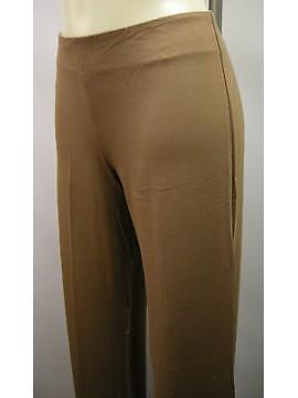 Pantalone casual donna pants woman freestyle RAGNO 07149L T.M/4 col.060 visone