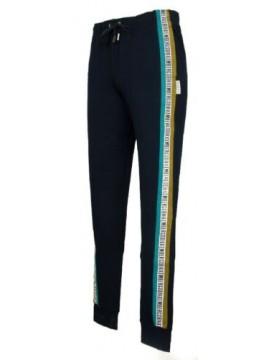 Pantalone con polsino jersey elasticizzato BIKKEMBERGS articolo BPT7007