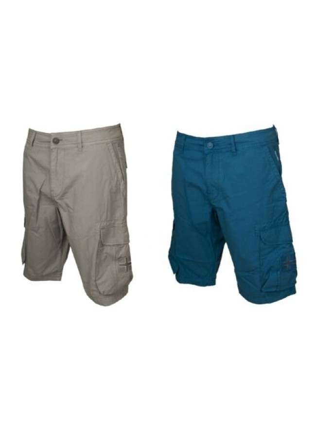 Pantalone corto bermuda NAPAPIJRI uomo cotone pantaloni con tasche  articolo NP0