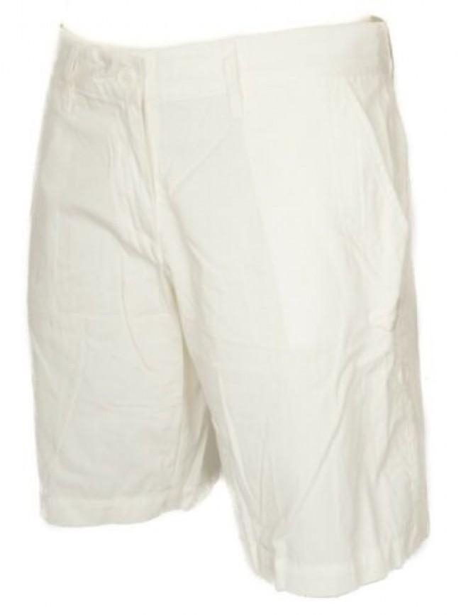 Pantalone corto bermuda donna cotone LOTTO articolo R4672 TRISHY