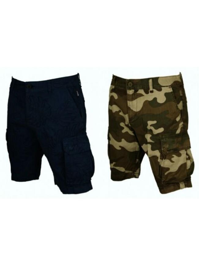 Pantalone corto bermuda uomo cotone pantaloni con tasche NAPAPIJRI articolo N0YI