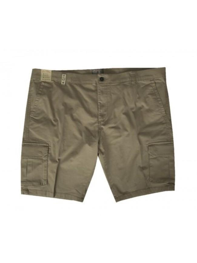 Pantalone corto bermuda uomo cotone pantaloni con tasche SEA BARRIER articolo 17