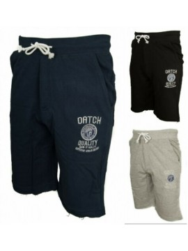 Pantalone corto bermuda uomo cotone sport tempo libero DATCH articolo BU0087