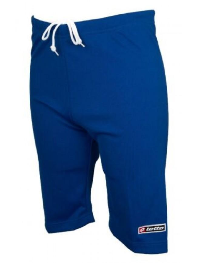 Pantalone corto bermuda uomo sport calcio allenamento LOTTO articolo F9988 PANT