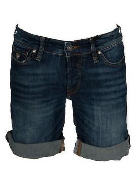Pantalone corto jeans bermuda uomo GUESS art. M61D01 D1YE1 taglia 28 col. CODO