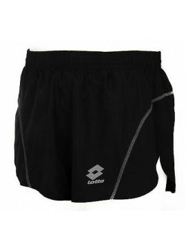 Pantalone corto runner uomo short LOTTO art. L0695 taglia L col. NERO BLACK