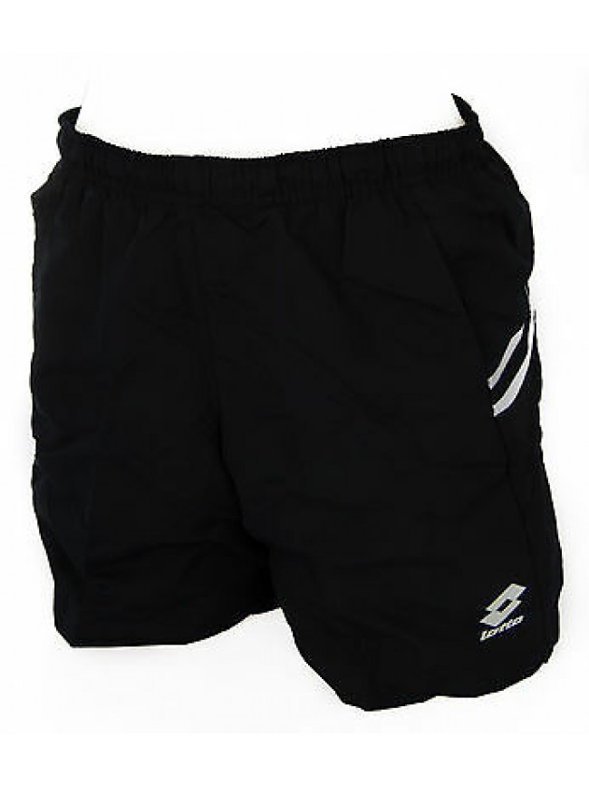 Pantalone corto tennis bambino jr short LOTTO art. N7059 taglia L col. DEEP NAVY