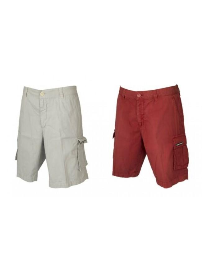 Pantalone corto uomo con tasche bermuda da passeggio EMPORIO ARMANI articolo 211