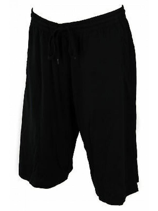 Pantalone corto uomo short KEY-UP art. 2942M taglia XXXL colore 0002 NERO BLACK