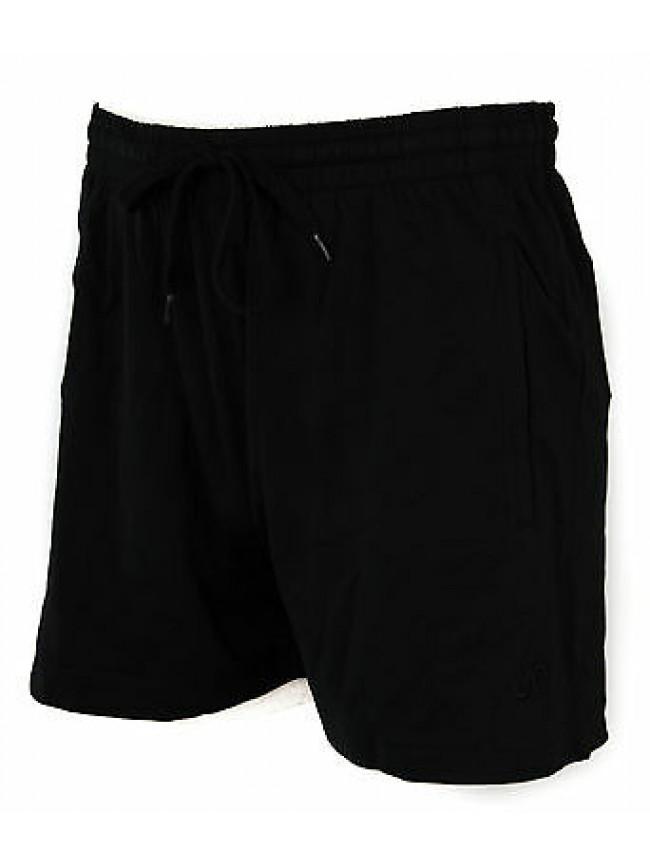 Pantalone corto uomo short KEY-UP art. 2955M taglia M col. 0002 NERO BLACK