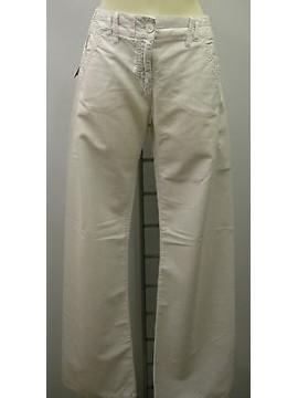 Pantalone donna pants woman ARMANI JEANS a.D5P40NN T.28/42 c.V1 bianco white