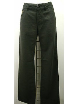 Pantalone donna pants woman ARMANI JEANS art.J5J10 T.34/48 col.12 nero black
