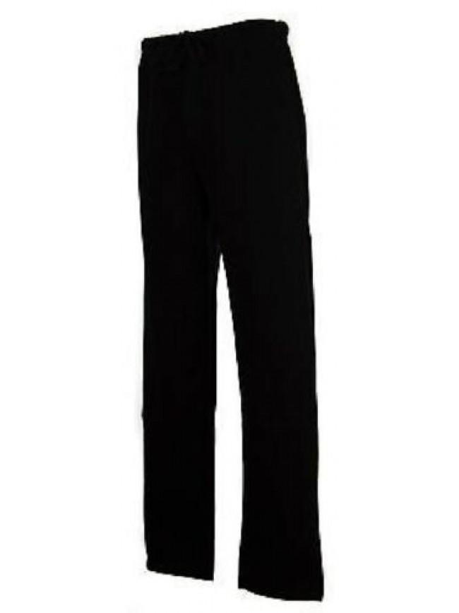 Pantalone felpato con tasca posteriore e cordino tipo tuta EFFEPI articolo 21174