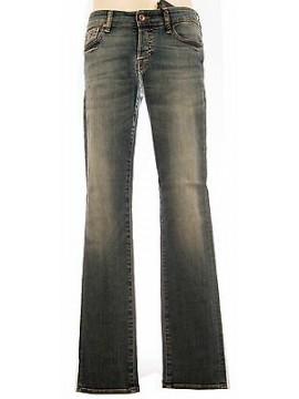 Pantalone jeans bottoni uomo pants GUESS a.M41072 D19H1 T.33 col.qume quake med
