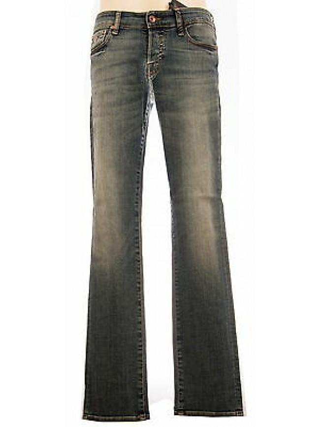 Pantalone jeans bottoni uomo pants GUESS a.M41072 D19H1 T.38 col.qume quake med