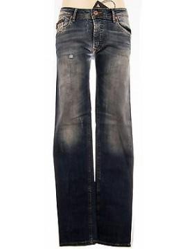 Pantalone jeans bottoni uomo pants GUESS art.M41A30 D12Q4 T.38 col.twis twister