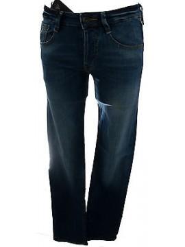Pantalone jeans bottoni uomo pants GUESS art.M43AS3 D1JR3 T.36 col.talb