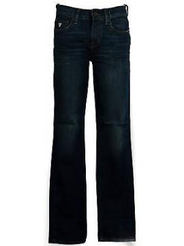 Pantalone jeans skinny uomo zip GUESS a.M44AN2 D1N80 taglia 40 col.BLVE