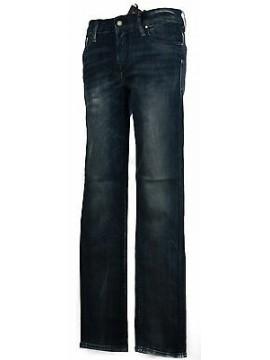 Pantalone jeans skinny uomo zip GUESS art. M54AN2 D1YE0 taglia 28 colore RUDD