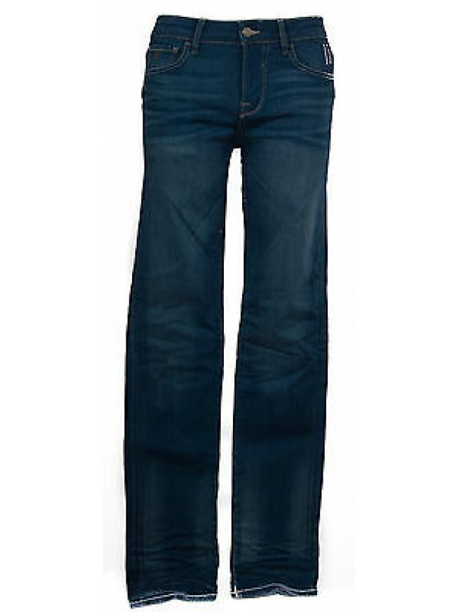 Pantalone jeans skinny uomo zip GUESS art. M61AN2 D21V3 taglia 32 colore RESP