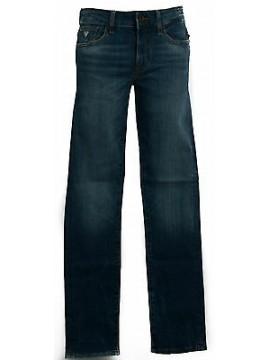 Pantalone jeans skinny uomo zip GUESS art.M44AN2 D1JR4 taglia 29 colore BLPH