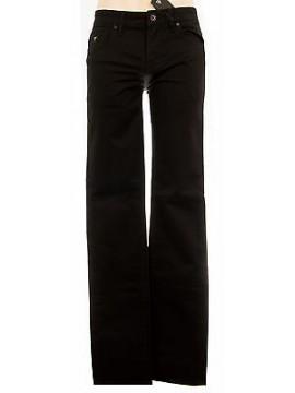 Pantalone jeans skinny uomo zip pants man GUESS a.M41014 W31K0 T.31 col.996 nero