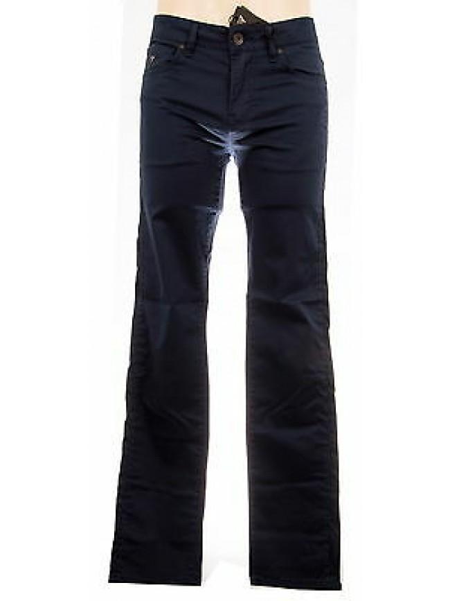 Pantalone jeans skinny zip uomo pants GUESS a.M42014 W5060 T.36 col.716 blu ink