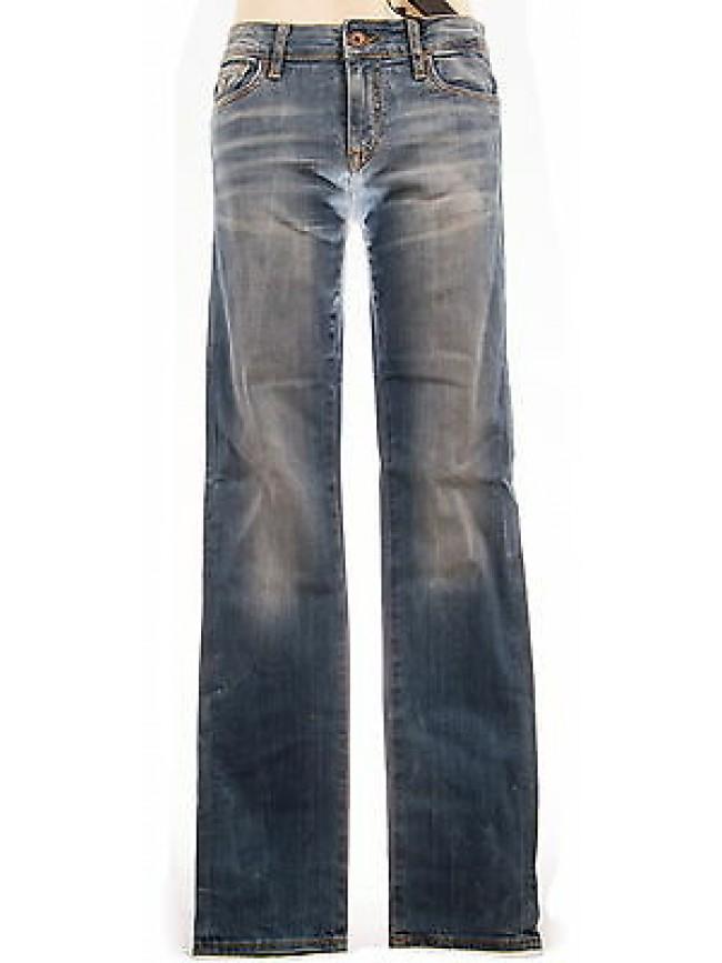 Pantalone jeans uomo zip pants man GUESS art.M41014 D12Q3 T.36 col.winw wind