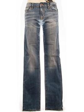 Pantalone jeans uomo zip pants man GUESS art.M41014 D12Q3 T.38 col.winw wind