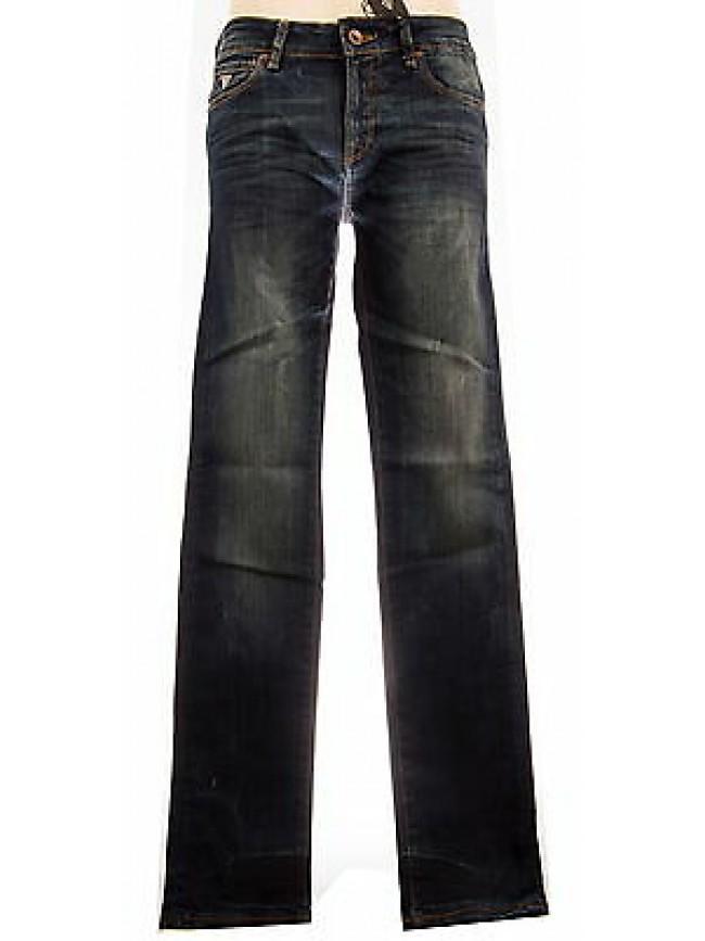 Pantalone jeans uomo zip pants man GUESS art.M41014 D12Q5 T.40 col.thuw thunder