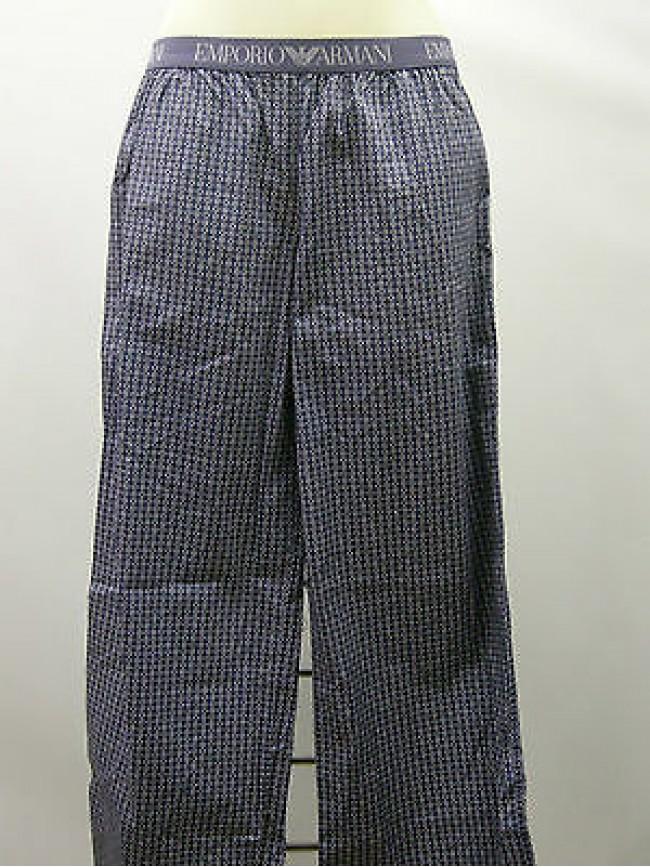 Pantalone lungo casa donna  EMPORIO ARMANI art. 162822 2A270 T.S colore 06434