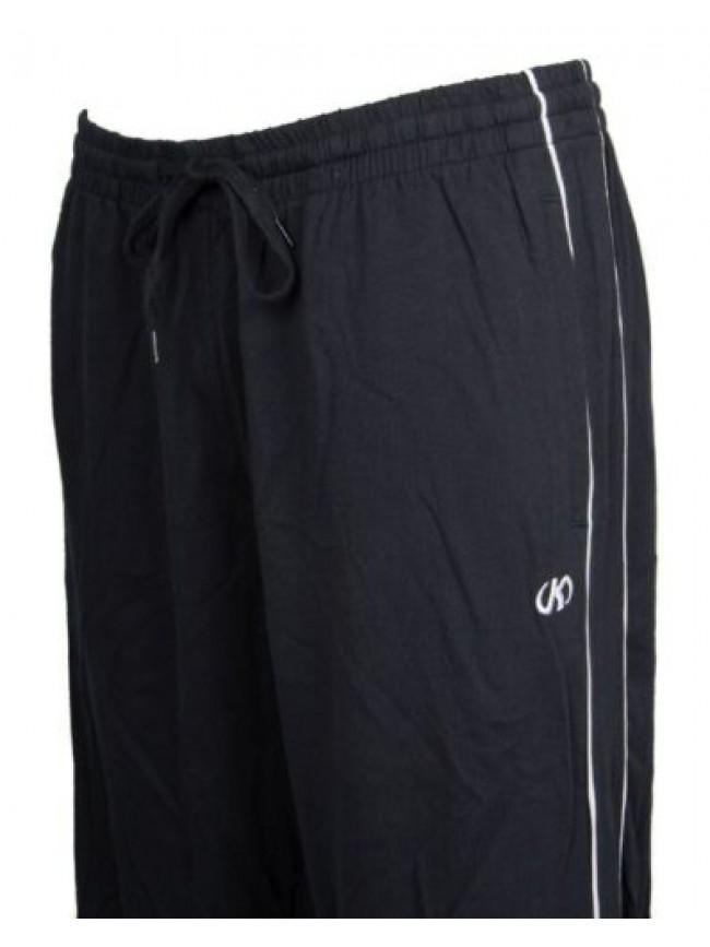 Pantalone lungo sport tempo libero uomo cotone KEY-UP articolo 2936M