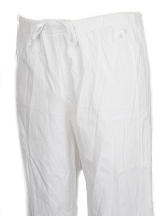 Pantalone lungo sport tempo libero uomo cotone LOTTO articolo H7860 PANTS ZETA