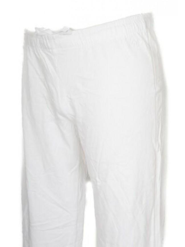 Pantalone lungo sport tempo libero uomo cotone LOTTO articolo J6167 PANTS FREE