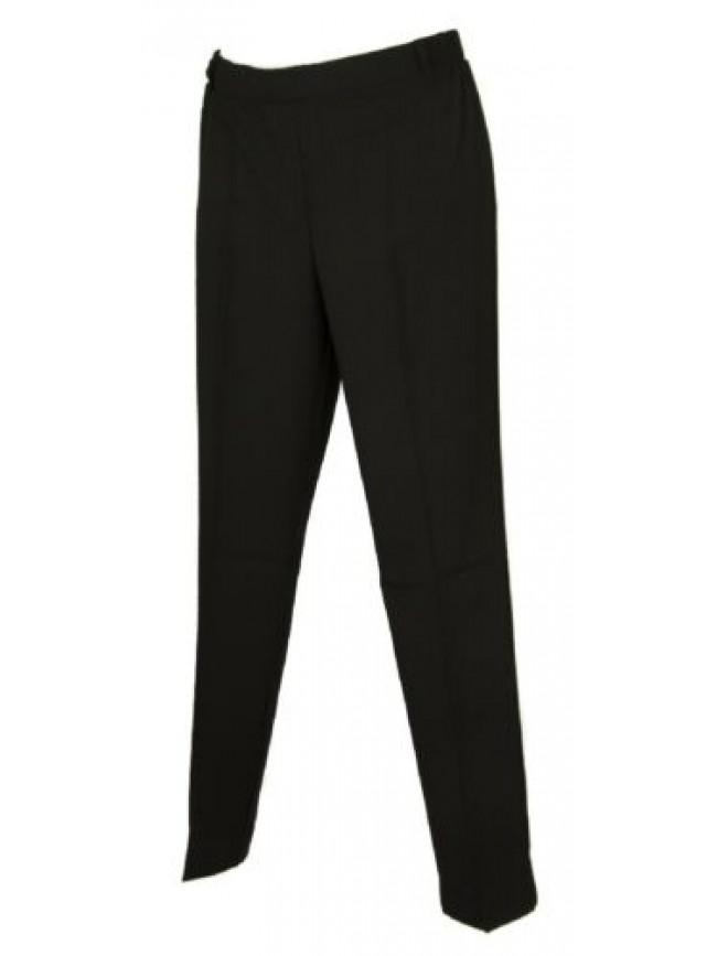 Pantalone lungo tempo libero pantaloni comfort donna in crepe RAGNO articolo 704