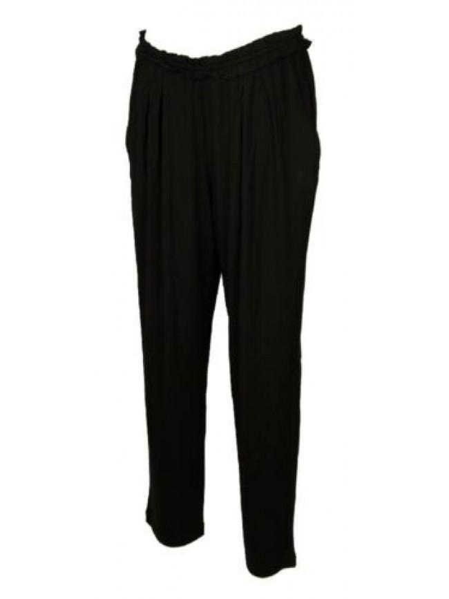 Pantalone lungo tempo libero pantaloni comfort donna viscosa RAGNO articolo 7026