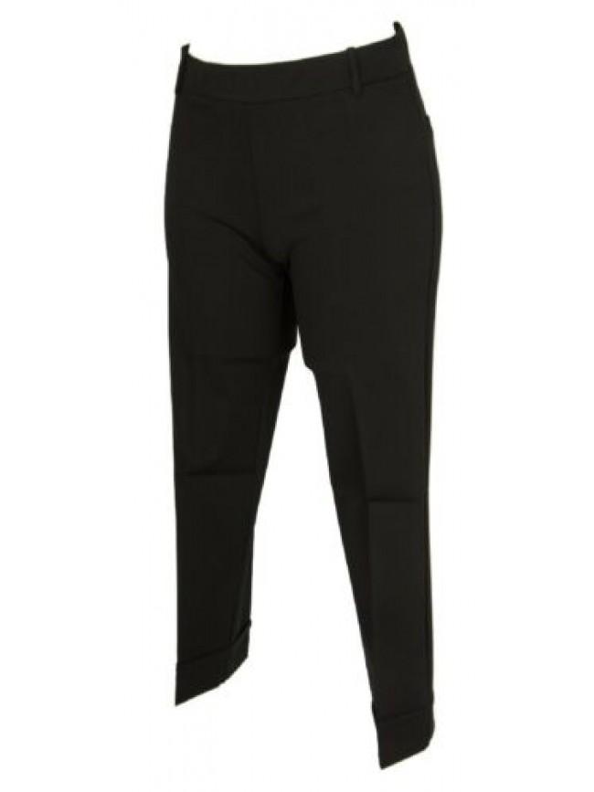 Pantalone lungo tempo libero pantaloni donna in punto milano RAGNO articolo 7089