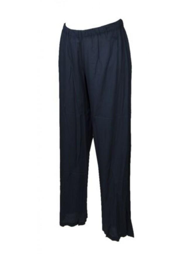 Pantalone lungo tempo libero pantaloni donna viscosa  EMPORIO ARMANI articolo 26