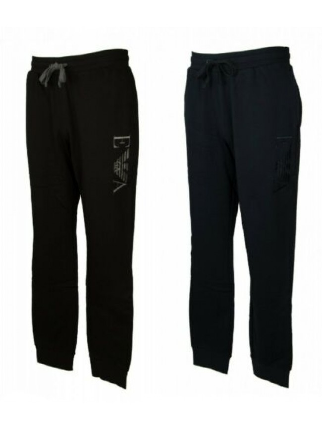 Pantalone lungo tuta sport tempo libero loungewear uomo pantaloni pants EMPORIO