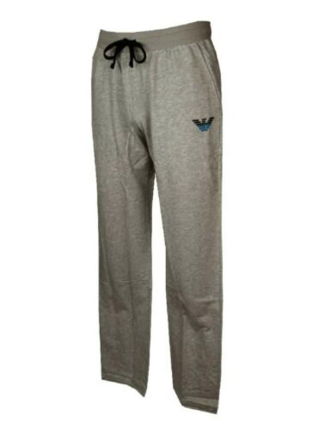 Pantalone lungo tuta tempo libero loungewear uomo pantaloni pants cotone EMPORIO