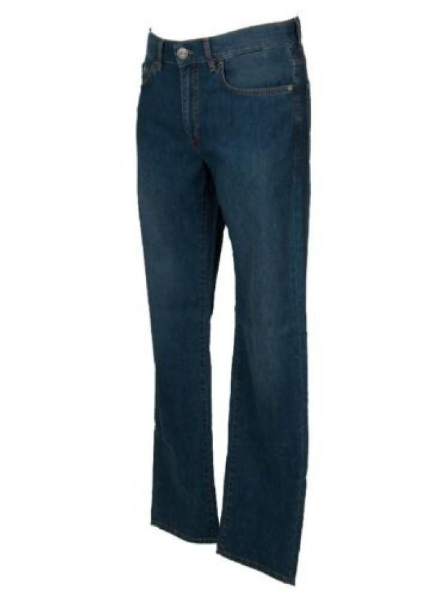 Pantalone lungo uomo jeans TRUSSARDI JEANS articolo 52J00001 380 ICON DENIM LIGH