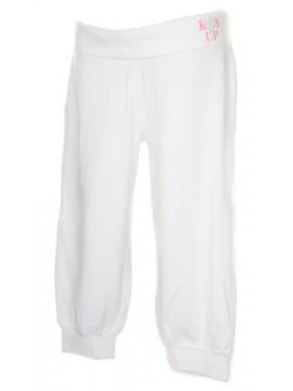 Pantalone medio bermuda lungo donna KEY-UP articolo 5848L
