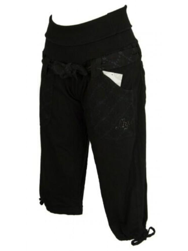 Pantalone pinocchietto sport tempo libero donna MYA articolo L3370 PANTS MID SHI